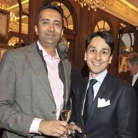 Vivek Rawal and François Le Troquer