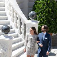 The wedding of Charlotte Casiraghi and Dimitri Rassam, 2019