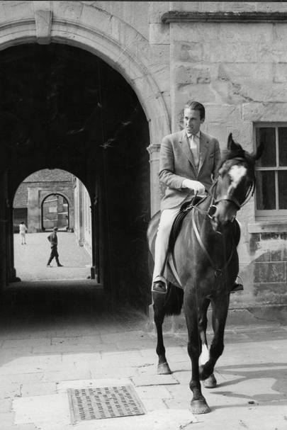 The Duke of Beaufort, 1961