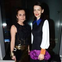 Ella Krasner and Roksanda Ilincic