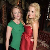 Camilla Kerslake and Pixie Lott