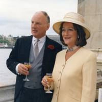 Brigadier Lord Vivian and Lady Vivian
