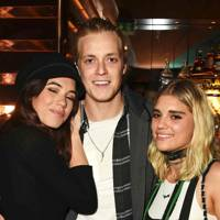 Gala Gordon, Rufus Taylor and Tigerlily Taylor