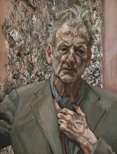 Self-portrait, Reflection, 2002
