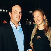 Lord Buckhurst and Lady Gabriella Windsor