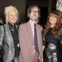 Ellen von Unwerth, Jarvis Cocker and Kim Sion