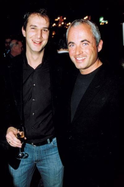 Jean-Christophe Chantraine and Joseph McColgan