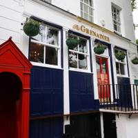 The Grenadier, Belgravia