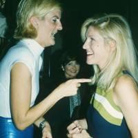 Lady Lara Compton and Birgit Cunningham