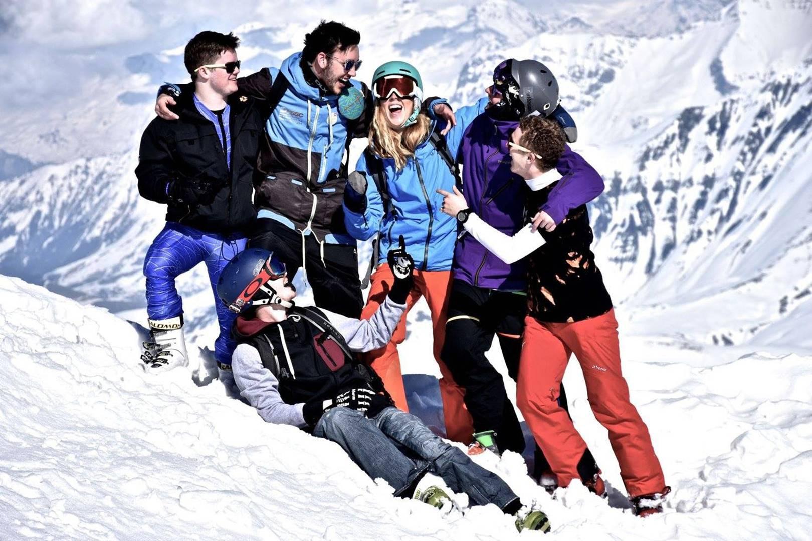 University ski trips: Durham ski trip | Tatler