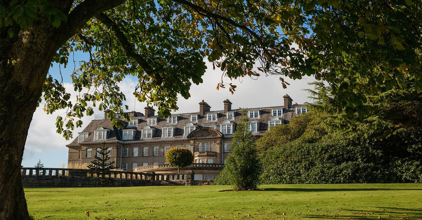 Why Gleneagles is the most glamorous escape this summer