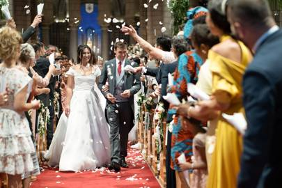 The wedding of Louis Ducruet and Marie Chevallier