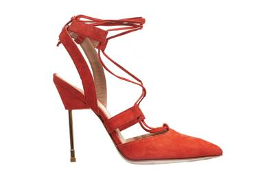 A pair of Kurt Geiger shoes