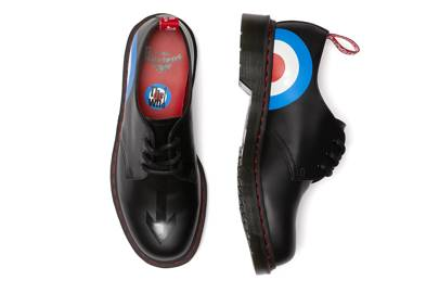 Dr Martens x The Who