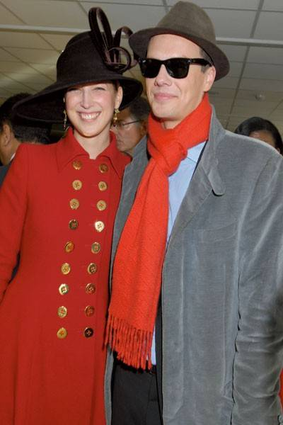 Lady Gabriella Windsor and Robert Denning