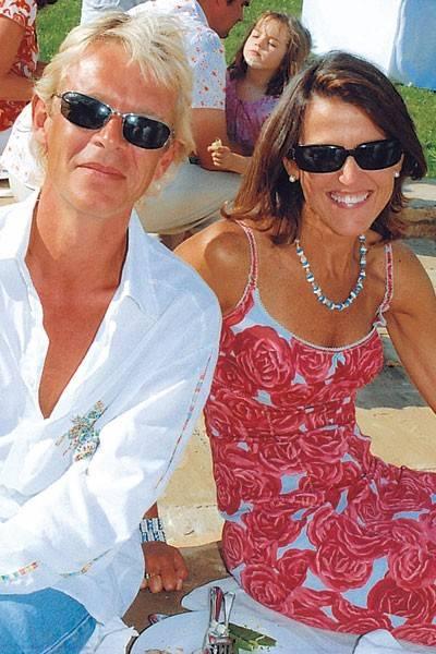 Charles Annesley and Mrs John Herholdt