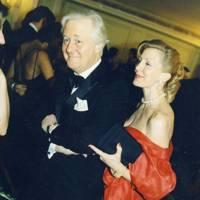 Sir Benjamin Slade and Mrs Charles St George