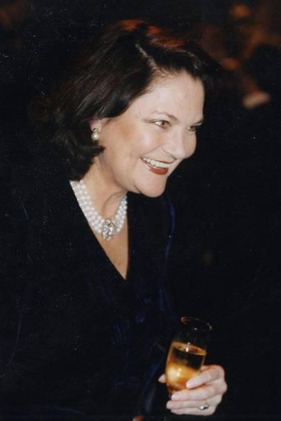 Mrs Anthony Oppenheimer