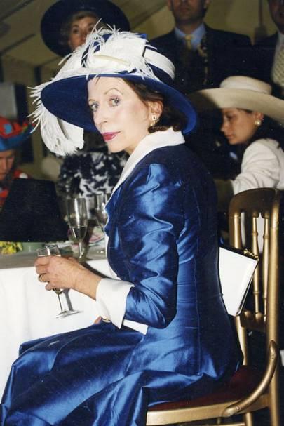 The Hon Mrs Brand