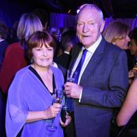 Isla Blair and Julian Glover