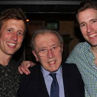 George Frost, Sir David Frost and Wilfred Frost