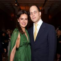 Lord Frederick Windsor and Sophie Winkleman