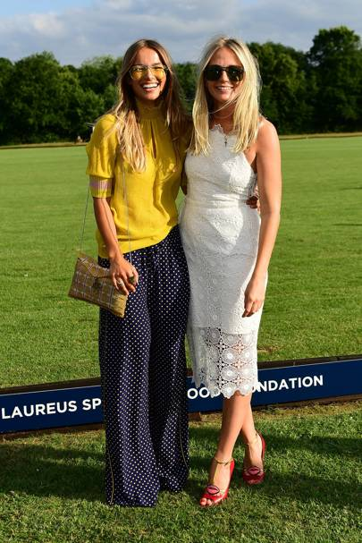 Emma Louise Connolly and Maddie Chesterton