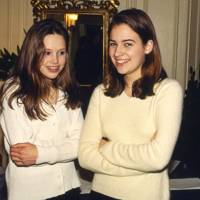 Amy Perfect and Camilla Arfewdson