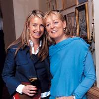 Anya Hindmarch and Jo Malone