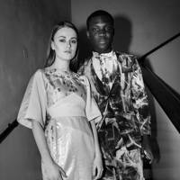 Sophie Hodges and Emmanuel Leojo