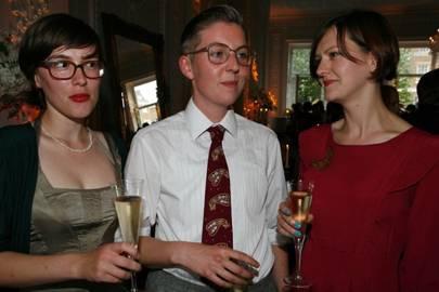 Alison Dibbs, Zoe Clayton and Dawn Hoskin
