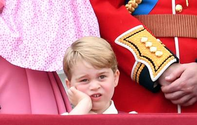 Trooping the Colour isn't a big deal for everyone