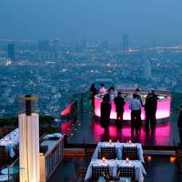 Sky Bar at Sirocco, Lebua Hotel, Bangkok