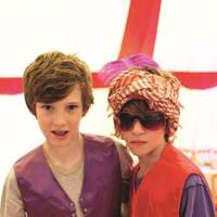 Toby Whittaker and Jasper Ross