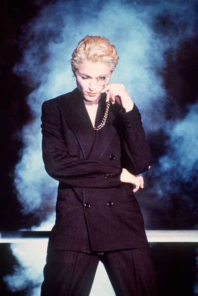 Express Yourself music video, 1989