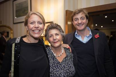 Eugenie Stockwell, Delphie Stockwell and Ed Stockwell