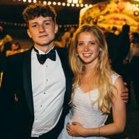 George Billinge and Ella Blaxill