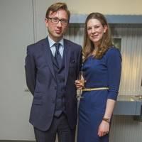 Henrik Ehrnford and Sophie von Maltzahn