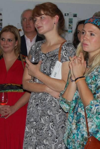 Anna Louisa Psarras, Natalie Pritchard and Jessie Stephenson