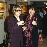 Susan Gernaey and Rosamund Collins