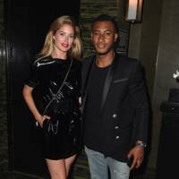 Doutzen Kroes and DJ Sunnery James