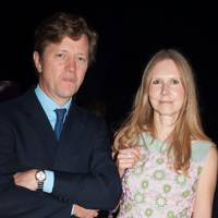 Hugh Knowles and Fiona Worcester
