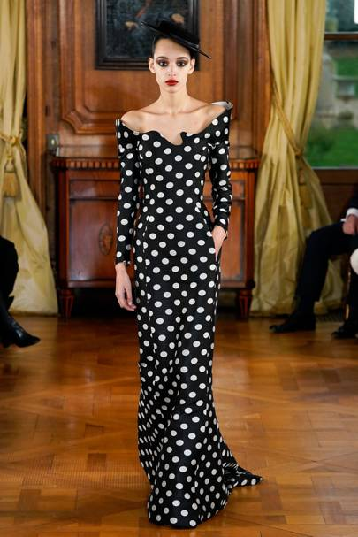 Ronald ven der Kemp Couture S/S 19