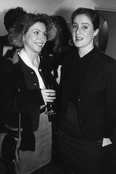 Rosie Clayton and Lucinda West