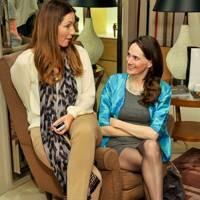 Zoë de Givenchy and Elizabeth Deeming