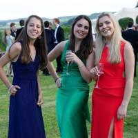 Athena Henderson, Atalanta Henderson and Allegra Henderson