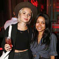 Nina Nesbitt and Dionne Bromfield