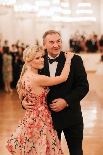 Anna Emshanova-Tretyak and Vladislav Tretyak