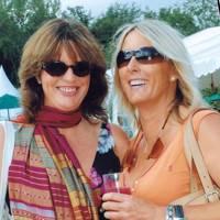 The Hon Mrs Michael Cecil and Mrs Shona Stopford-Sackville