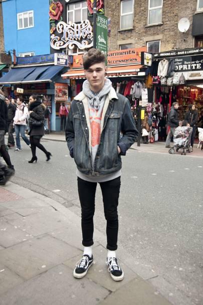 Nathan, 15